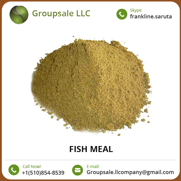 Highly Nutritious Pure/ Organic Vitamin Rich Top Quality Fish Meal for Sale