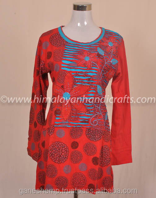 Ladies Long Sleeve Dress LSTSW 359
