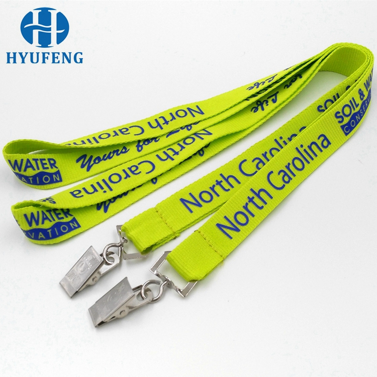 personalized logo cheap neck printed custom lanyards with id card holder