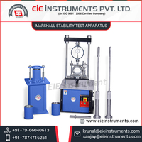 High Capacity Industrial Marshall Stability Test Apparatus