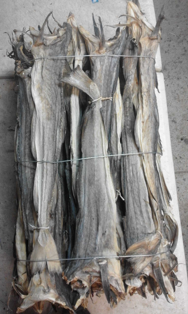 Quality Grade A Dried StockFish