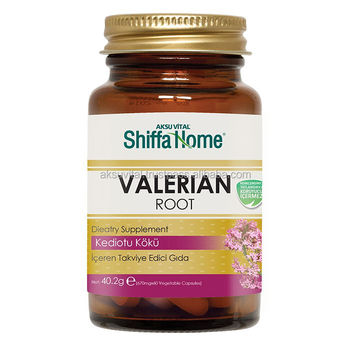 Valerian Root Capsule Improving Sleeping Tablets Valeriana Officinalis Extracts Best OTC