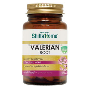 Valerian Root Capsule for Improving Sleeping Tablets Valeriana Officinalis Extracts Best OTC Good Private Label Available