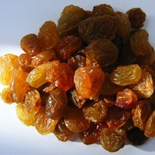 DRIED GRAPES FOR SALE
