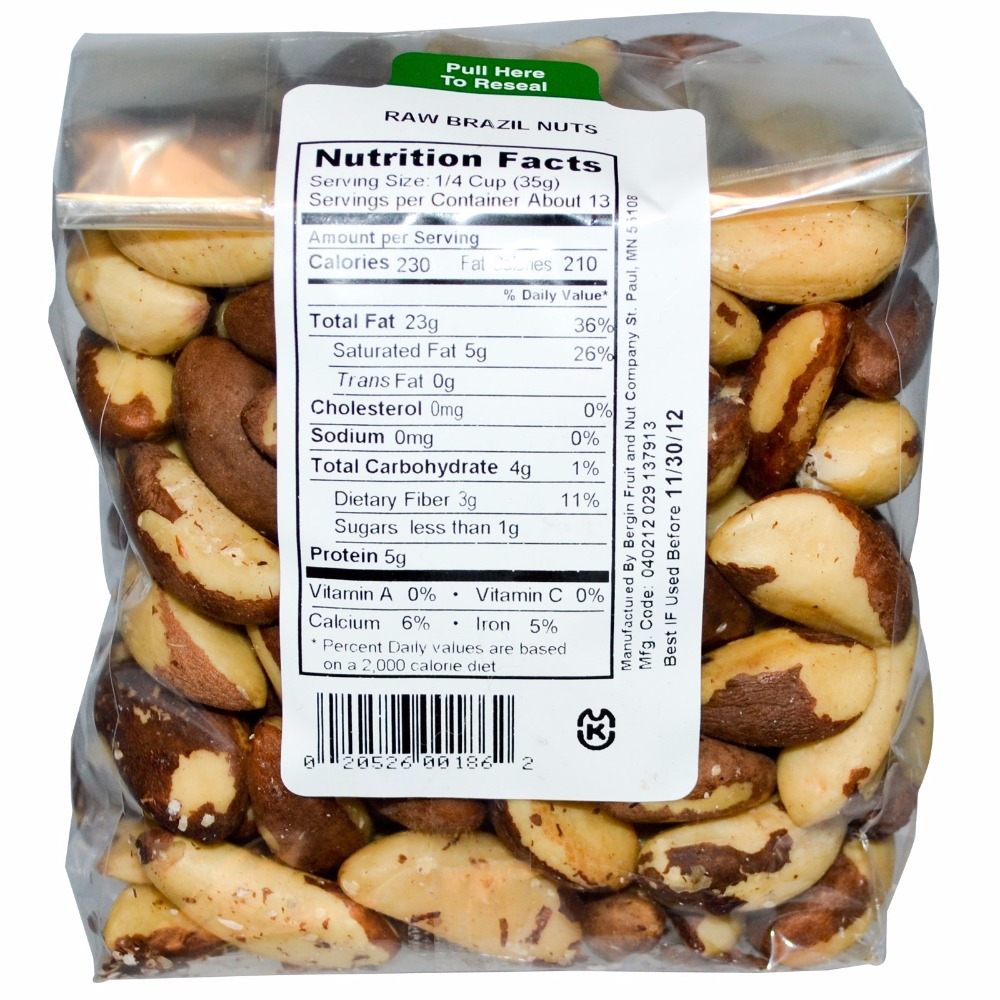 Cheap Brazil Nuts Natural Grade A - Natural Brazil Nuts