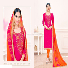 pure cotton salwar kameez with heavy dupatta salwar suit colour combination