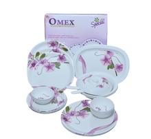 MELAMINE DINNER SET AND MELAMINE DISHES AND MELAMINE BOWL AND ALL CROCKERY MADE IN INDIA W1015