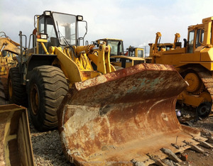 Low Price and High Quality Hydraulic Wheel Loader Komatsu WA470 from Japan in stock for hot sale