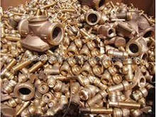Brass Honey Scrap with Cu 99.99% Purity, Copper Brass Scrap Honey
