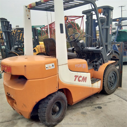 Japan Diesel Forklift 3 Ton FD30 Very Good Condition Used TCM Forklift For Sale in Dubai
