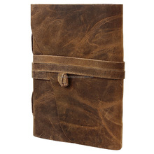 Antique Handmade Leather Cover Journal Notebook Travel Diary for men & Women Unlined Handmade Paper