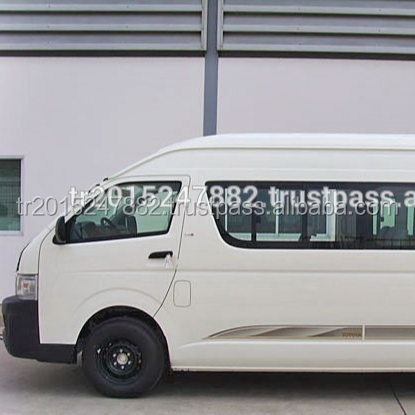 Hiace High Roof Bus 2014