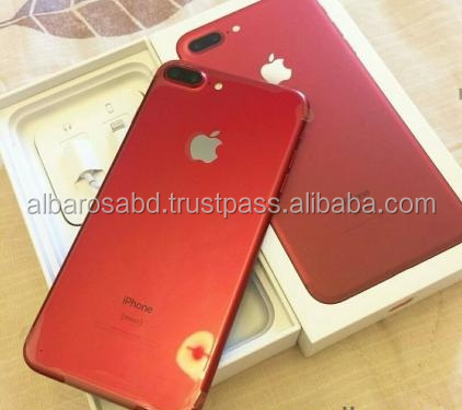 Delivery New for Apple original phone unlocked Phone RED COLOR 7 & 7 plus 6s 6 64GB 32GB 128GB 256GB/Whatsapp :+ 447459947744