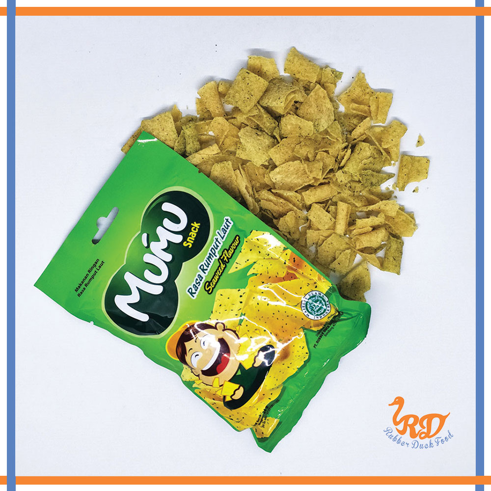 Favorite Product Food Mumu Seaweed Snack Made In Indonesia 100% Halal