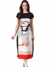 latest long lady kurti designs for indian & pakistani women clothing wholesale