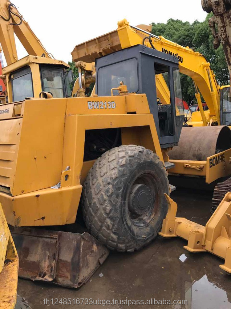 used bomag road roller for sale bomag BW 213d cheap price