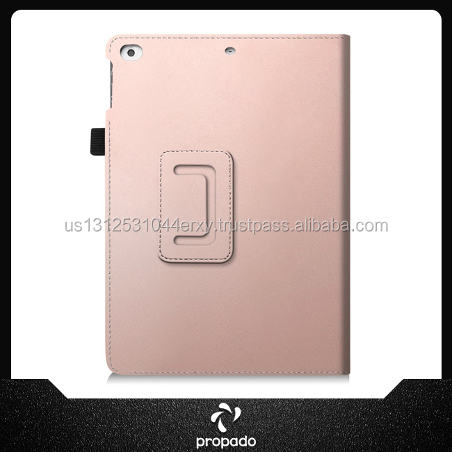 Hot Sale High Quality Leather Cover For Tablet Case For Ipad Air 2