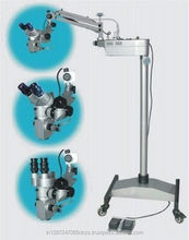 Surgical Operating Microscope With Beam Splitter & CCTV Camera