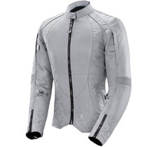 Ladies Fancy Textile Motorbike jacket 2017