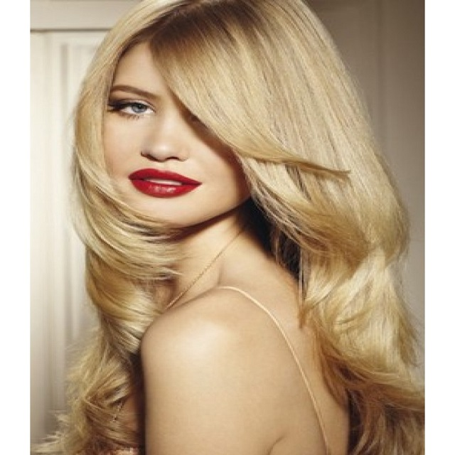 100% Golden Indian Human Hair Long Celebrity Tagli Capelli Wavy Full Lace Wig About 24 Inches