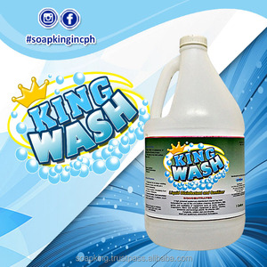 KINGWASH LIQUID DISINFECTANT SANITIZER