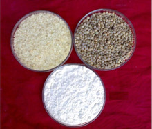 Poultry feed is food for farm poultry, including chickens, ducks, geese and other domestic birds.