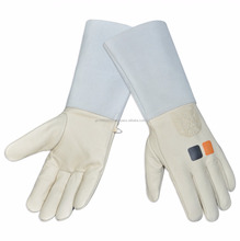 Safety Working Gloves/Leather Safety Glove&Industrial Protective Work Glove