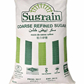 Coarse refined sugar