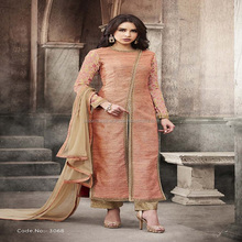 Latest Pakistani Wedding And Bridal Bollywood Designer Low Price With Full Length Anarkali Salwar Suit