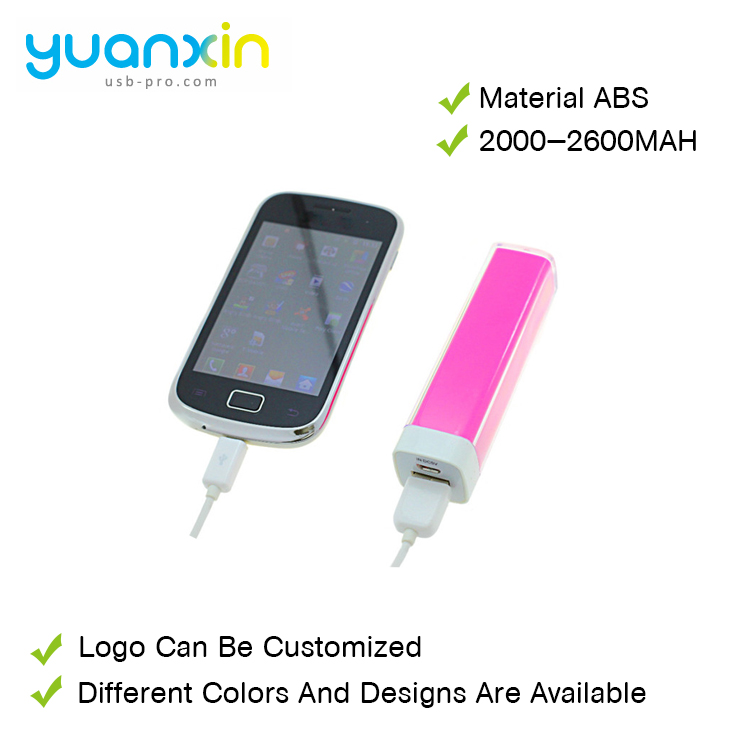 High quality latest best 18650 mini restaurant power bank