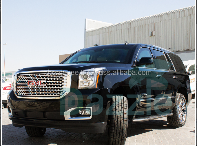 GMC Youkon Denali Luxury Armored Vehicles