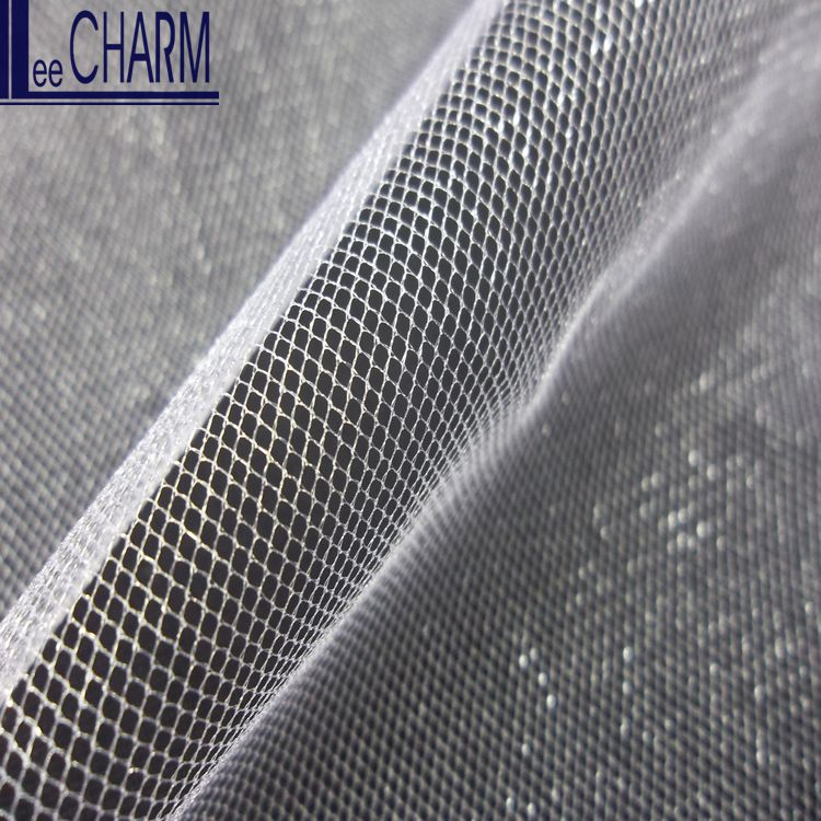 LCY390 Taiwan Premium 20D Nylon Bridal Fabric Tulle Wholesale