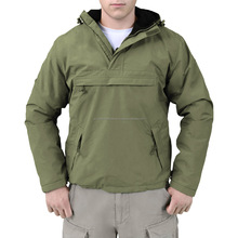 hooded lightweight windbreaker jacket /Wind Rain Jacket with Warm Fleece Surplus Olive S-XXL