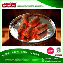 Eco Friendly Coconut Shell / Best Charcoal/ Packed Export Charcoal