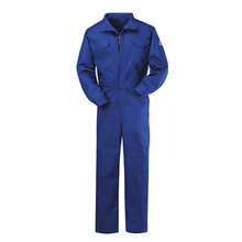 Men's Fire Resistant coverall, Royal Blue