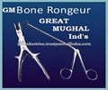 2018 All bone rongeurs Forceps gouge Double Action Orthopedic Surgical Instruments 7044