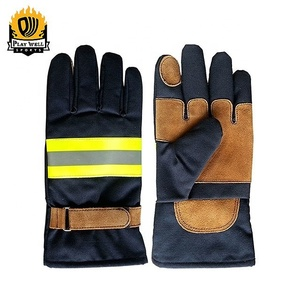 Fire Fighting Gloves | Firefighter Safety Gloves