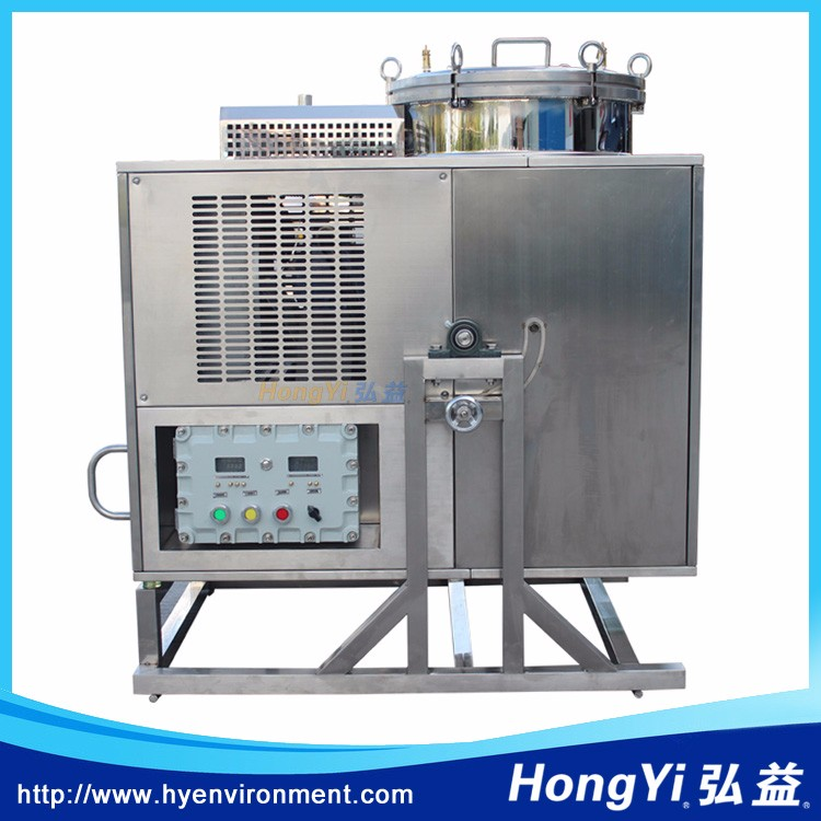 Cleaning Solvent Recovery Distillation Equipment