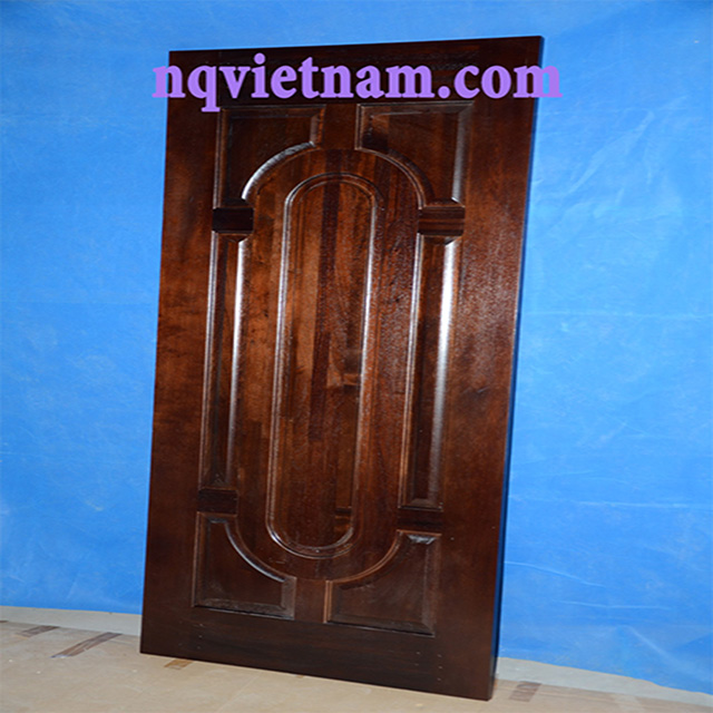 Wooden door from Vietnam