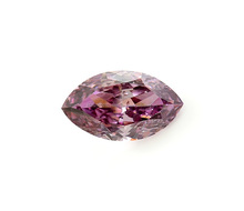 0.73 Ct. Marquise Shape Loose Natural Diamond Purple SI2 GIA