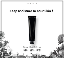Korean Beauty Skin Care Cosmetic Brand Purelim Face Moist Cream for Dry and Sensitive Skin