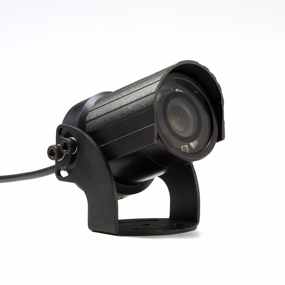 Exported good high quality 360 degree ull watching car security camera system intelligent car reversing aid camera