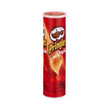 ARABIC TEXT PRINGLES POTATO CHIPS 40G & 165G