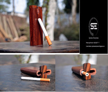 Best Handcrafted Rosewood Dugout /Smoking Pipes/Wooden Dugout/Fashion