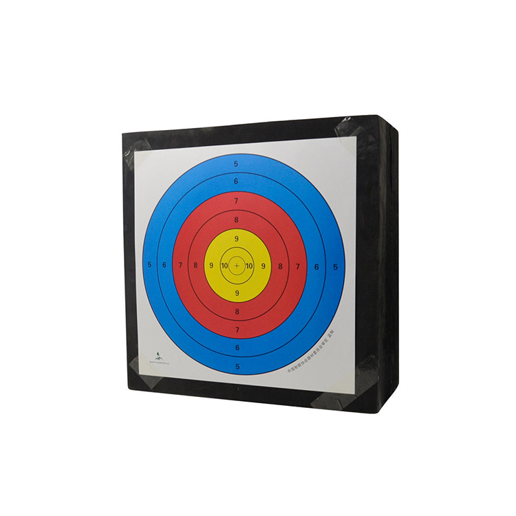 Hight quality eva foam 3d archery target for outdoor activity