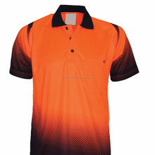 Custom sublimated polo shirt, Latest design mens polo t shirt, dry fit polo shirt