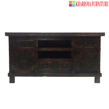 Bedroom Furniture Javanese Buffet Home Furniture Style