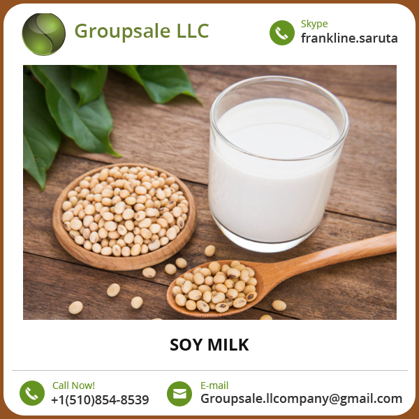 feasibility study soya milk production Feasibility of on-farm milk processing, packaging  overview of tennessee milk production the objective of this study was to examine the feasibility for.