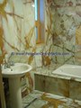New selling attractive style ONYX BATHROOM COUNTERTOPS