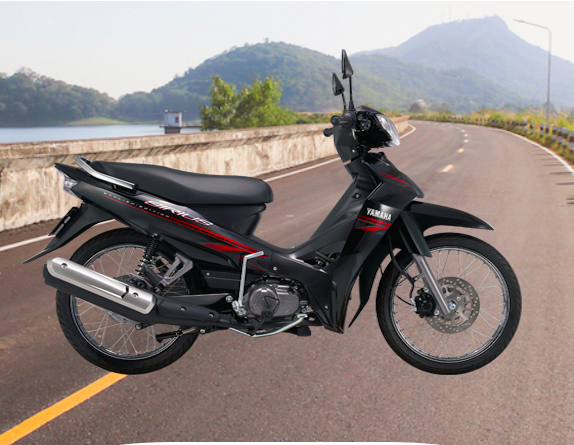 Made in Vietnam Geared motorcycle 110cc